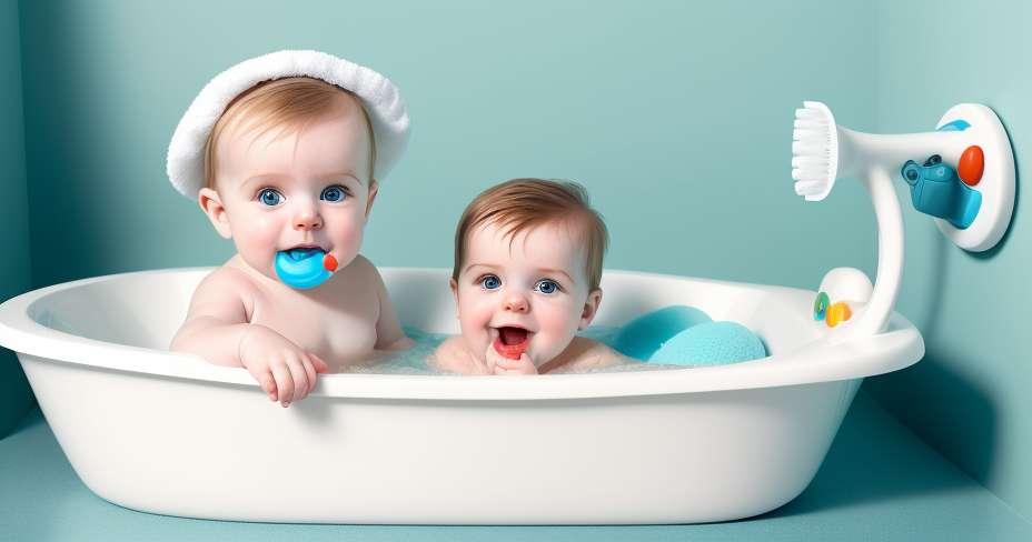 4 dodatki za dojenčke