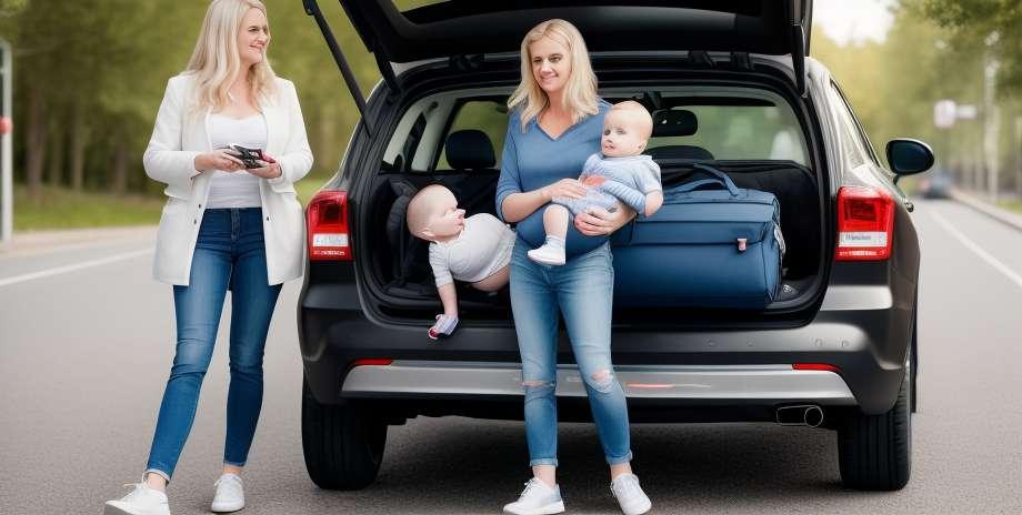 Patarimai, kaip pirkti vaikišką vežimėlį