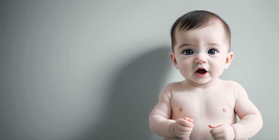 新生児の衣服とその付属品