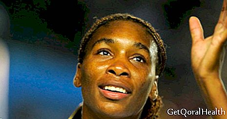 Venus Williams suffers from Sjorgren's Syndrome