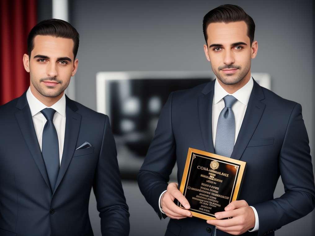 Grupo Imagen Multimedia mottar ESR-kjennetegnet for det andre året på rad