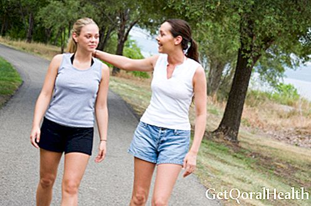 Kā palīdzēt draugam zaudēt taukus