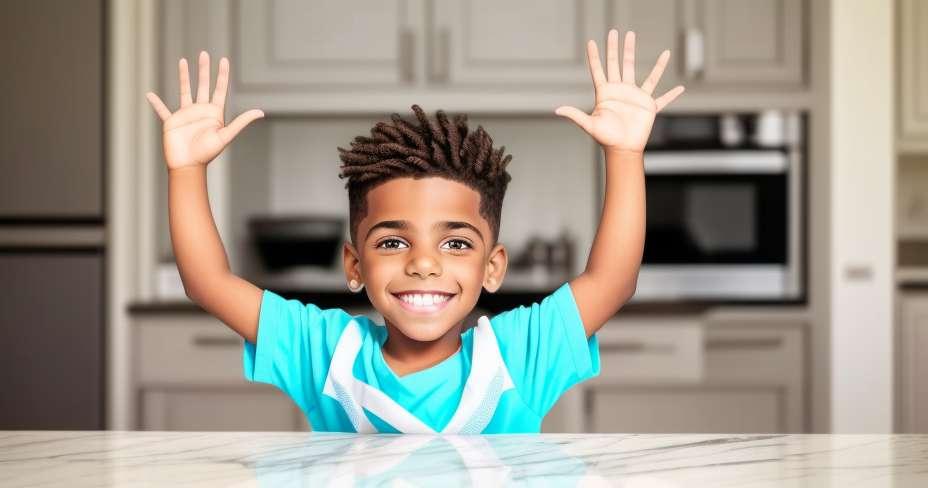 Fericirea este un obicei îmbogățit pentru copii