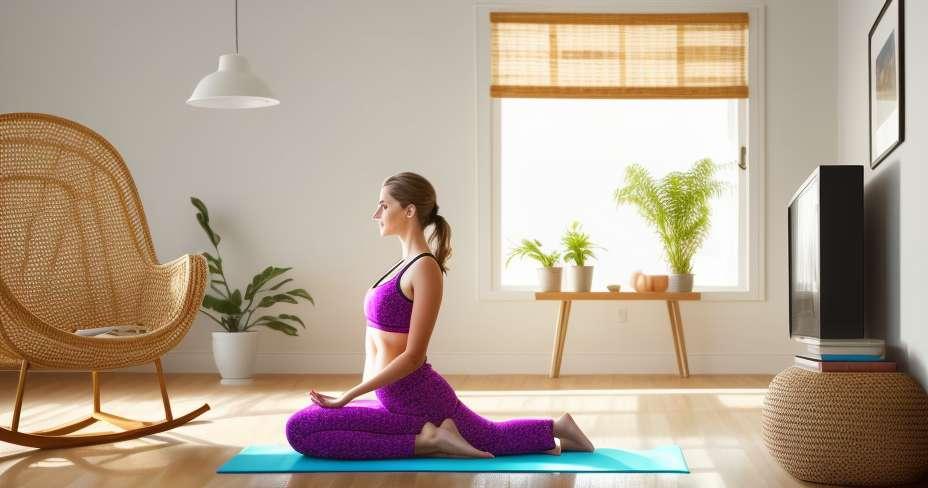5 astuces pour faire des exercices à la maison