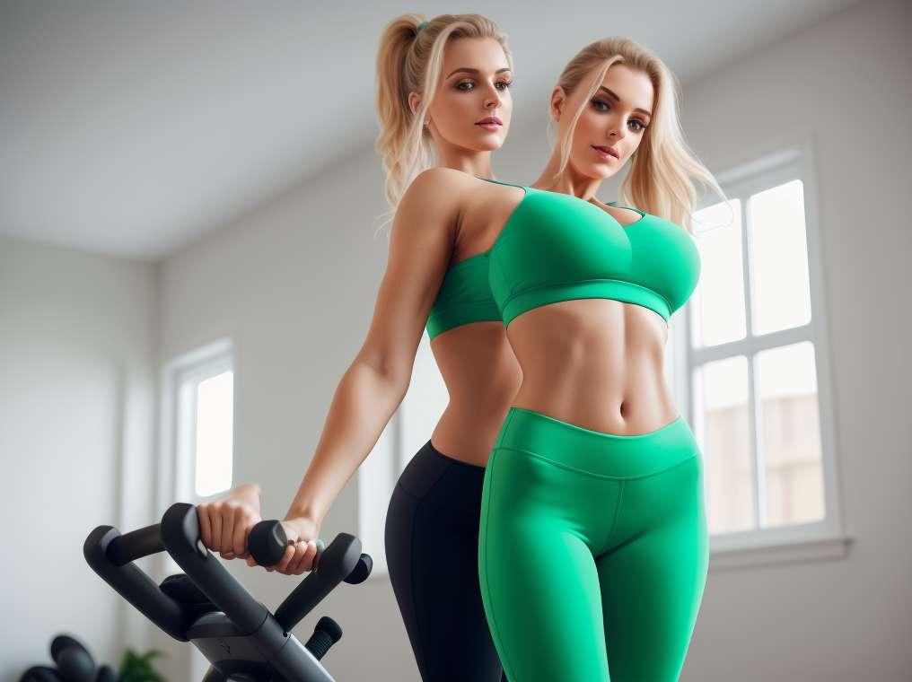 5 cvičení s hrudními pásy