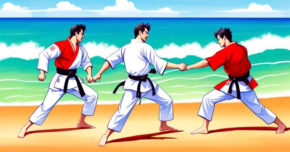 Diga sim ao Taekwondo e queime calorias