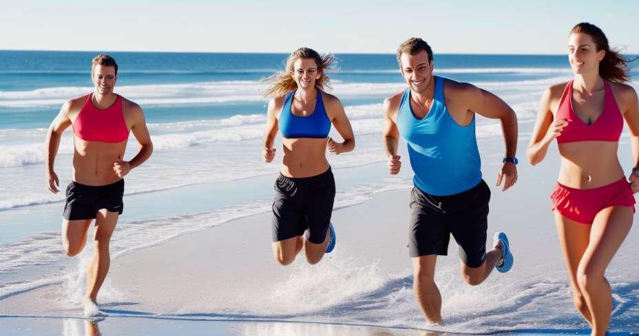Vježba u paru stvara sreću