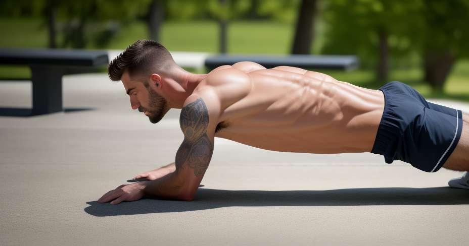 Вежбајте рутину за парк