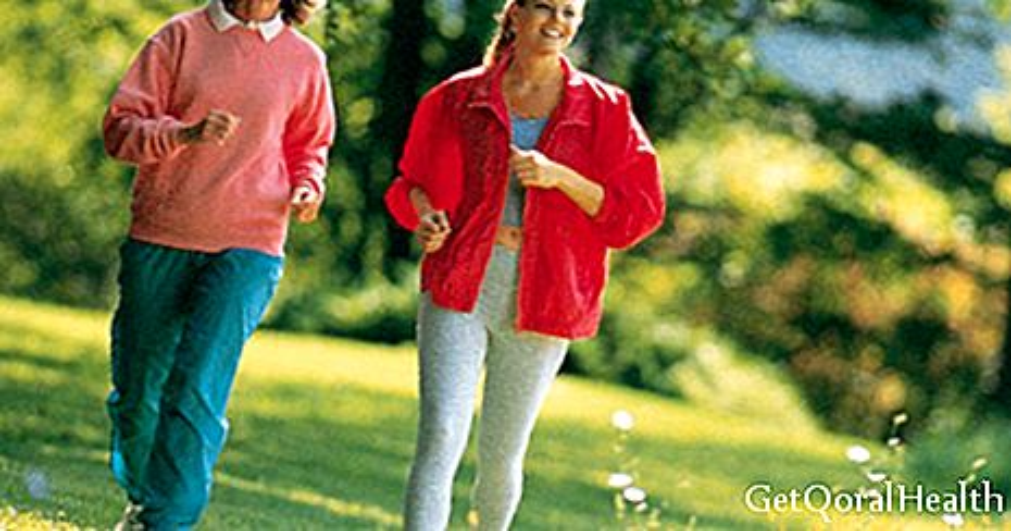Berjalan lambat jika Anda kelebihan berat badan