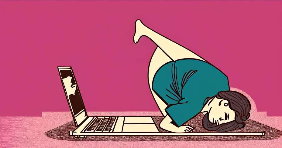 ممارسة الروتين مع وزن جسمك