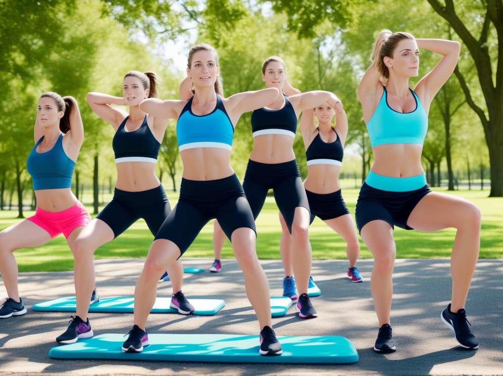 10 причини да се упражнява в група