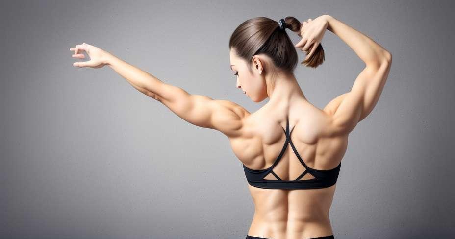 5 pratimai prieš riebalus ant nugaros