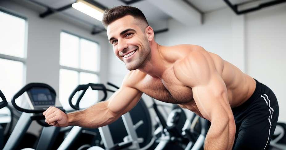 Korrekt kropsholdning hjælper motion