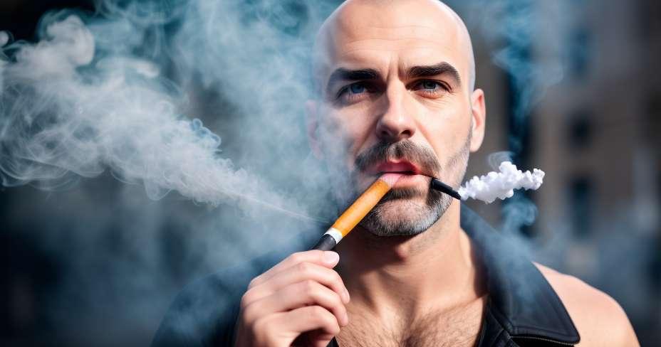 Øker risikoen for kreft i morgenrøykere