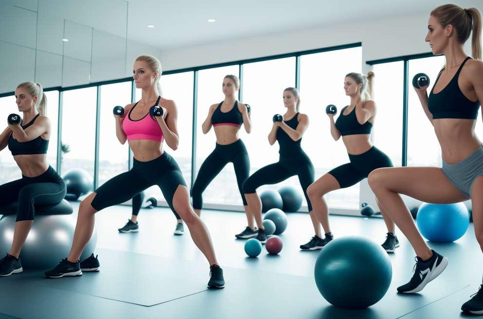 Kaedah untuk kehilangan lemak dengan aerobik