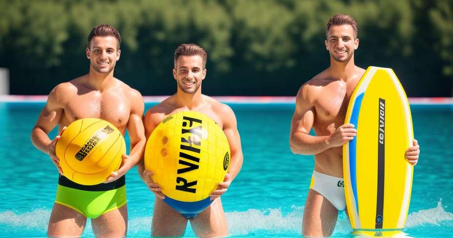 Vorteile von Wasserball