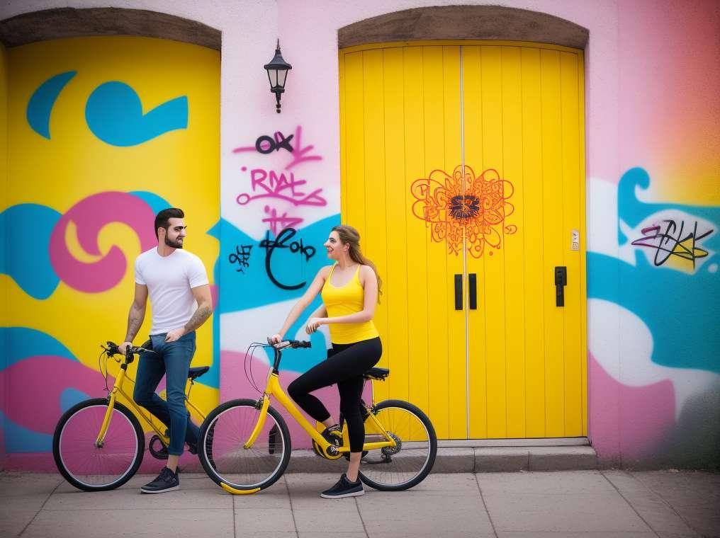 Miesto dviračių sportas pagerina širdies ritmą