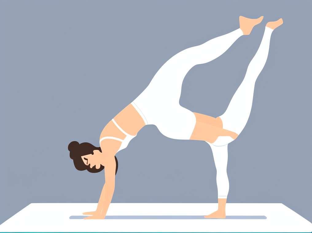 5 Pilates cvičení pro kyčle a pas