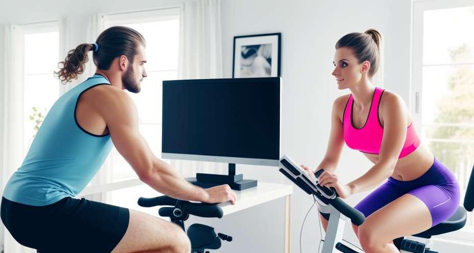 Спортска вежба и мала тежина