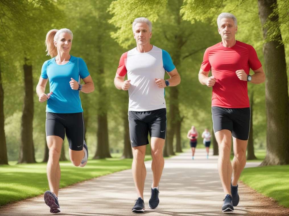 Exercices pour diabétiques