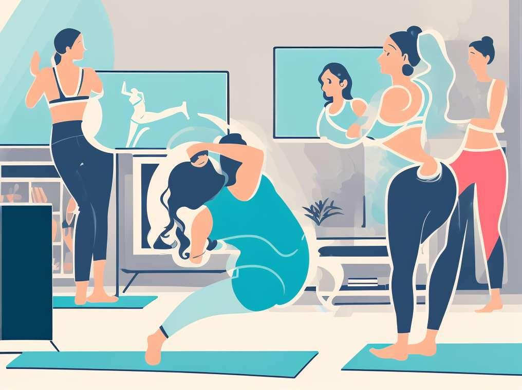 Vježbe leđa naspram stresa