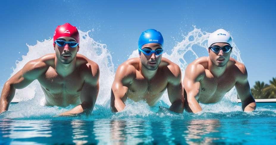 5 עצות להתחרות בשחייה
