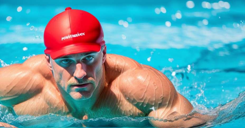 Jūsų pirštai padeda geriau plaukti