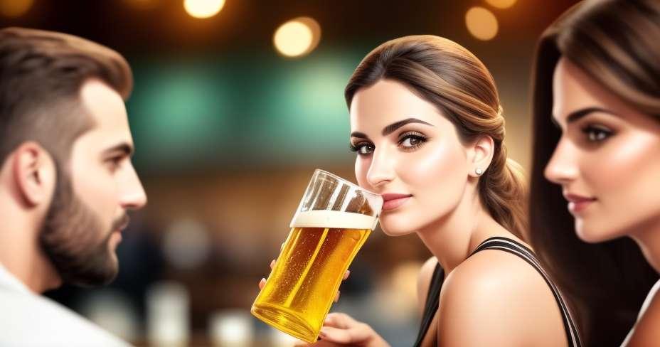 Увеличава се консумацията на бира при жените