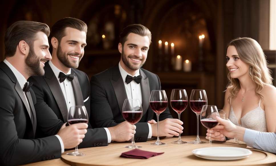 1. Izberite, kdo in kje boste pili