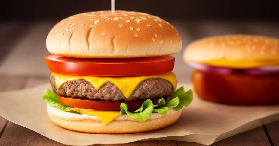Како се припрема хамбургер!