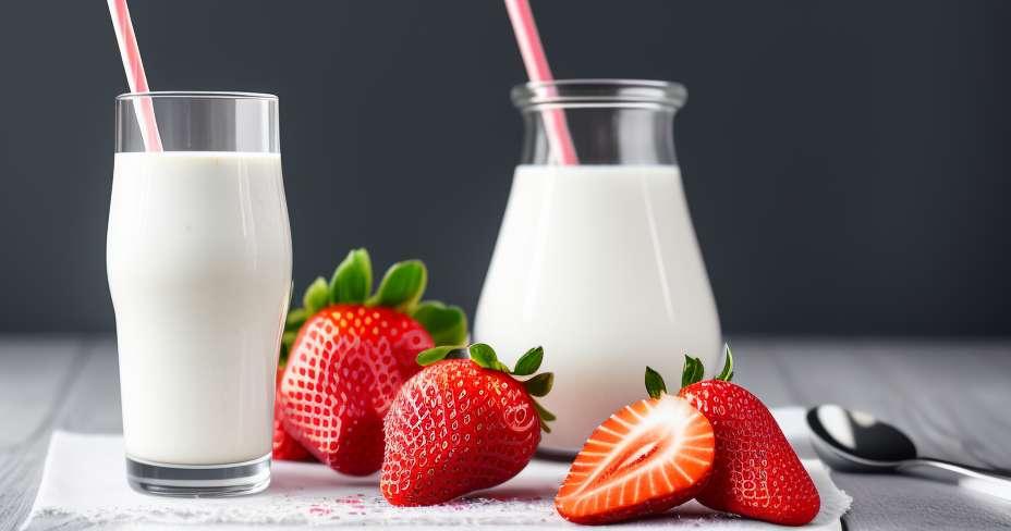 Jahody, ideální jídlo pro výživu