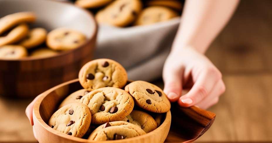 IPN crée un biscuit de poisson faible en gras