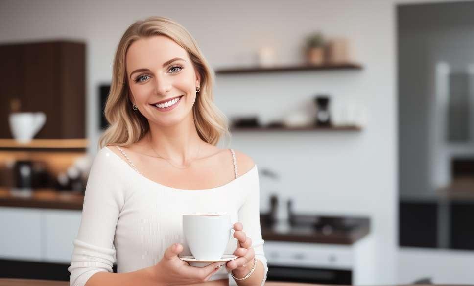 Gerkite kavą prieš naudodami
