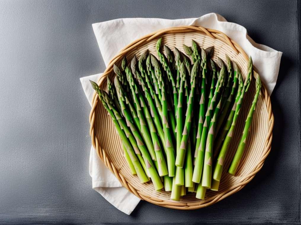 Asparagus vs hangover