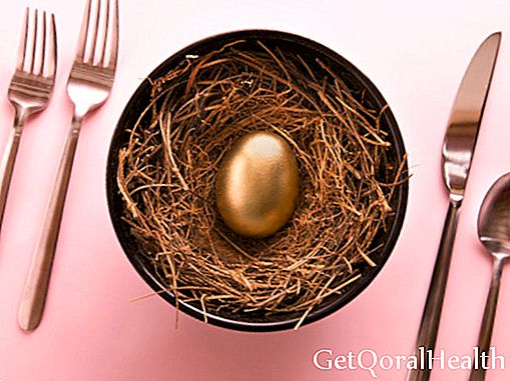 Katakan ya pada telur!