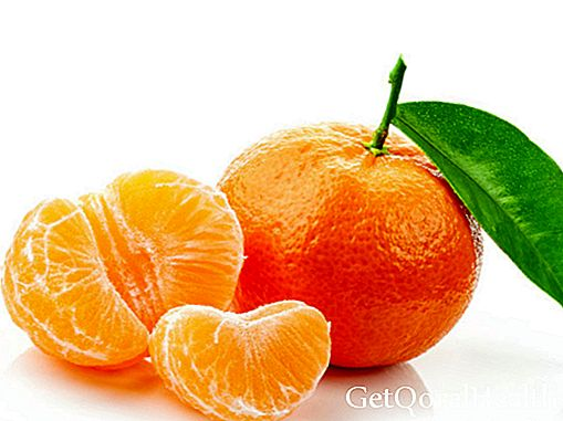 Lose weight with tangerine