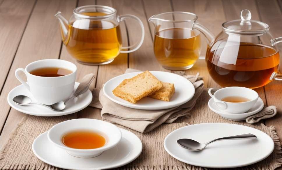 5 فوائد أكثر من الشاي الأسود