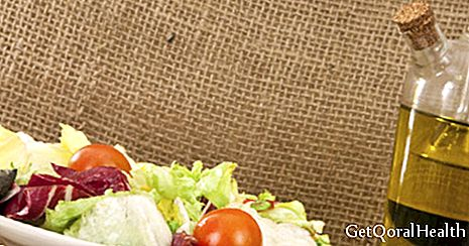 L'artériosclérose combat l'huile d'olive