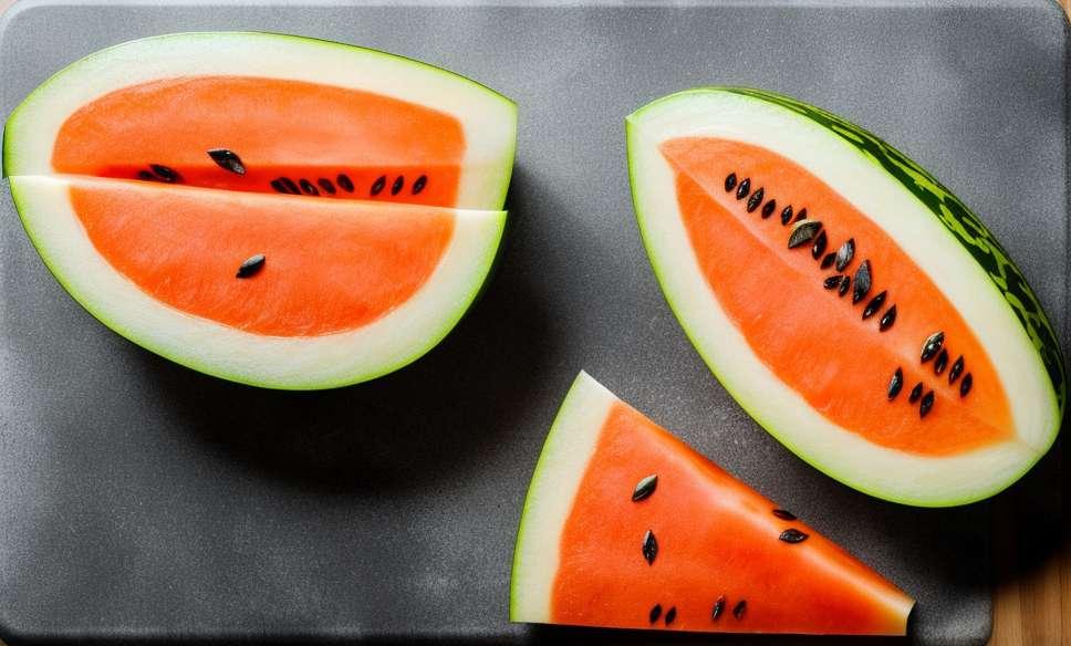 9 benih buah untuk mengurangkan berat badan