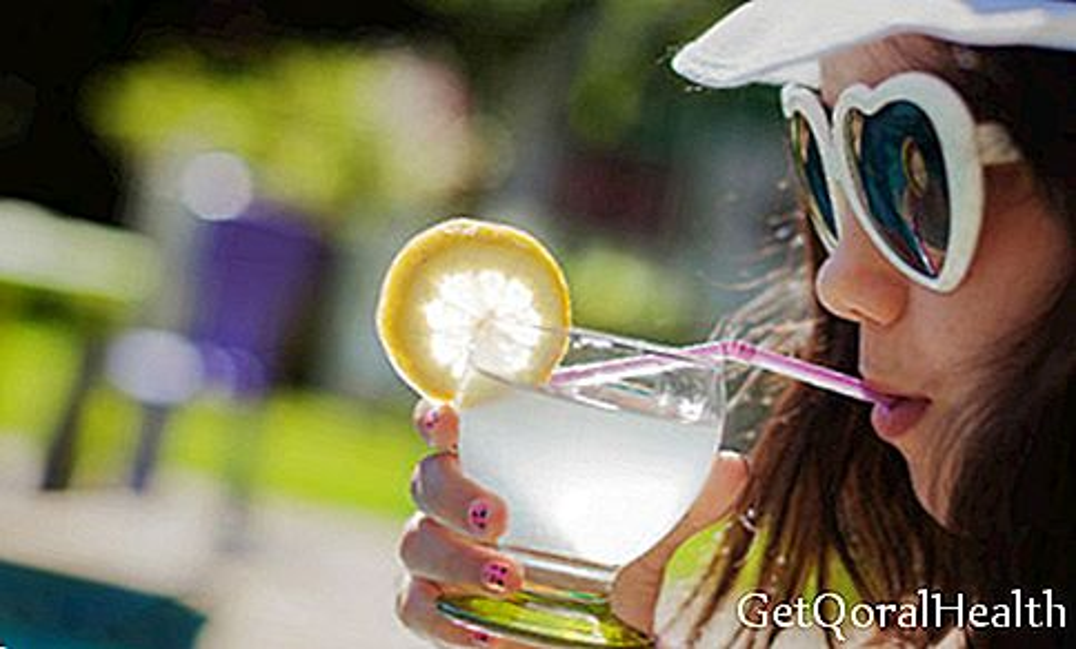 Ginger water, cucumber and lemon
