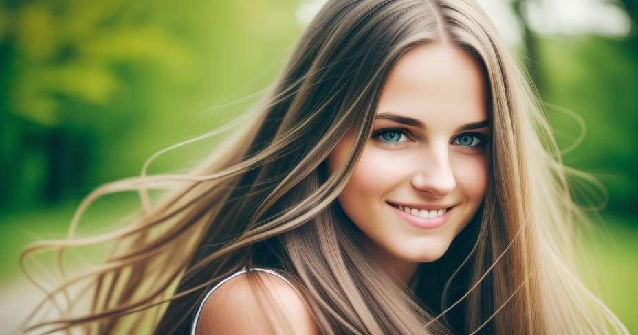 5 Lebensmittel für ein glänzendes Haar