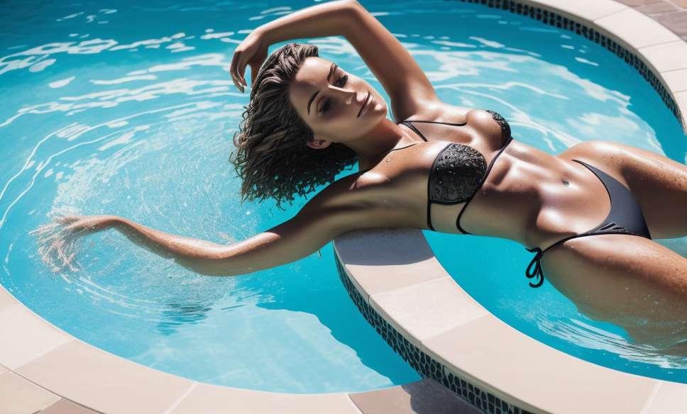 Apa yang perlu dilakukan untuk memakai bikini?