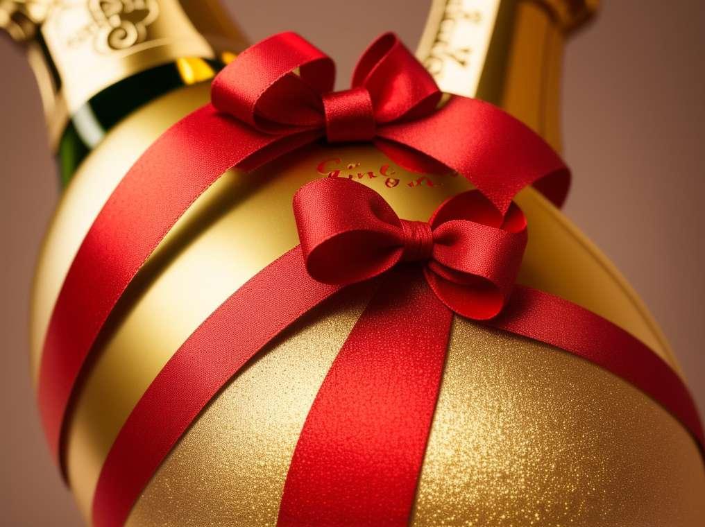 Tarjoa ja juhli terveyttäsi samppanjalla