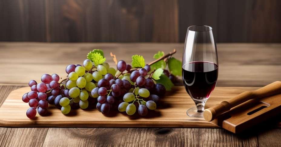 White wine improves cardiac health