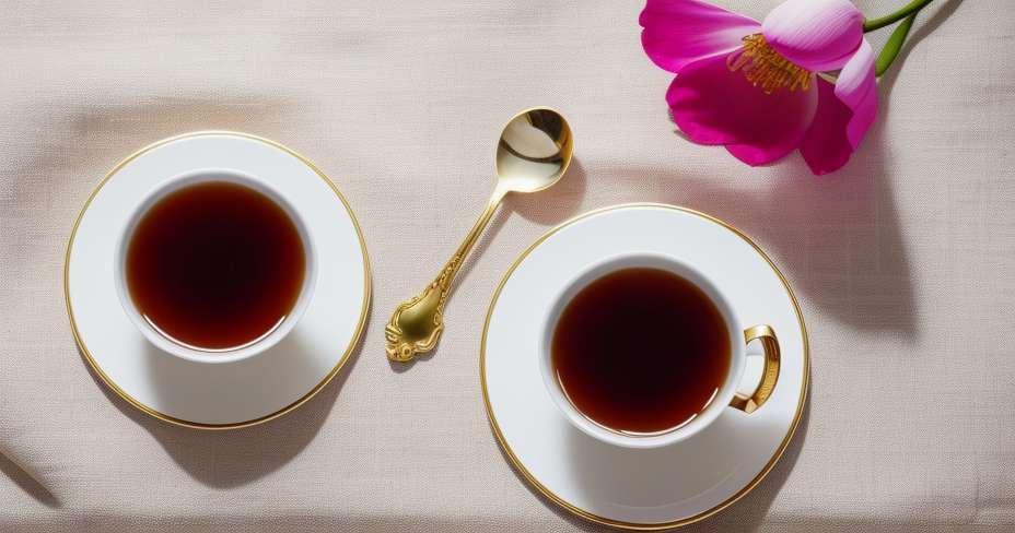 Kurangkan berat badan dengan teh putih