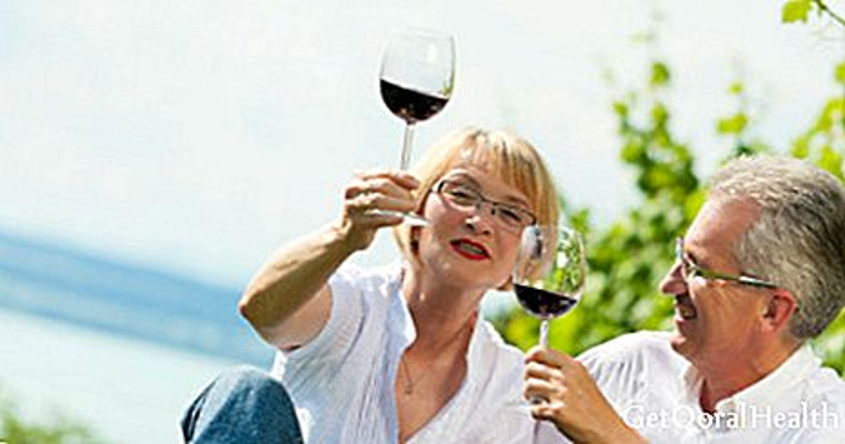 As doenças oculares podem ser evitadas com vinho tinto