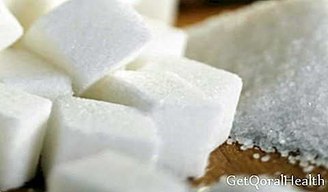 Why is sugar responsible for being overweight?