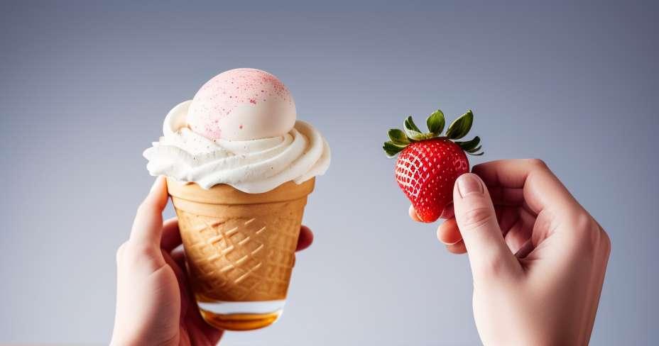 Valgyti jogurto ir riešutų svorio
