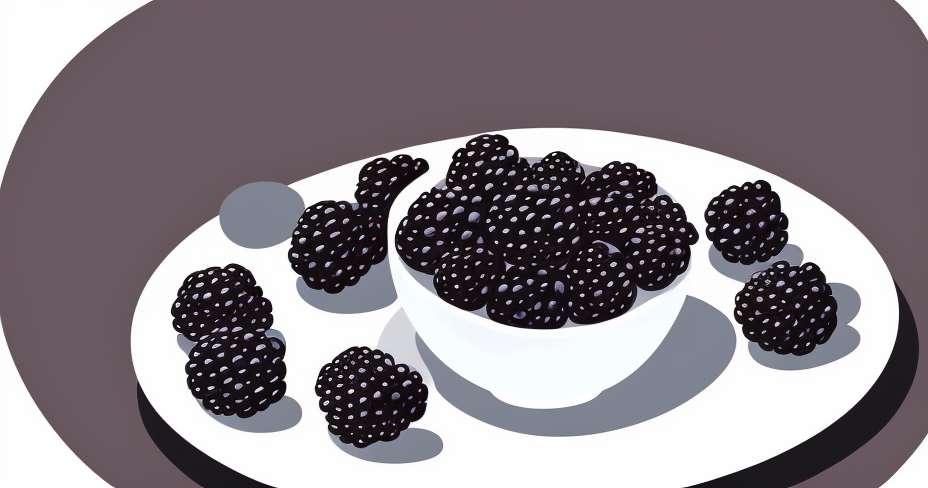5 aliments noirs pour paraître jeune
