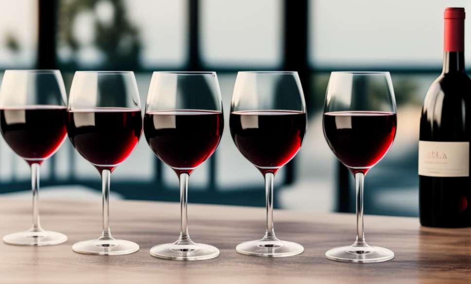 Фотогалерија: 10 основних корака за дегустацију црног вина